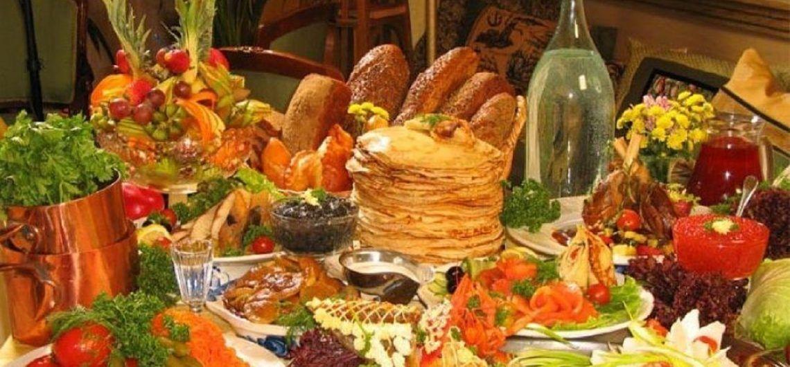 Sobre los platos típicos rusos; Comida típica rusa; Comida típica rusa