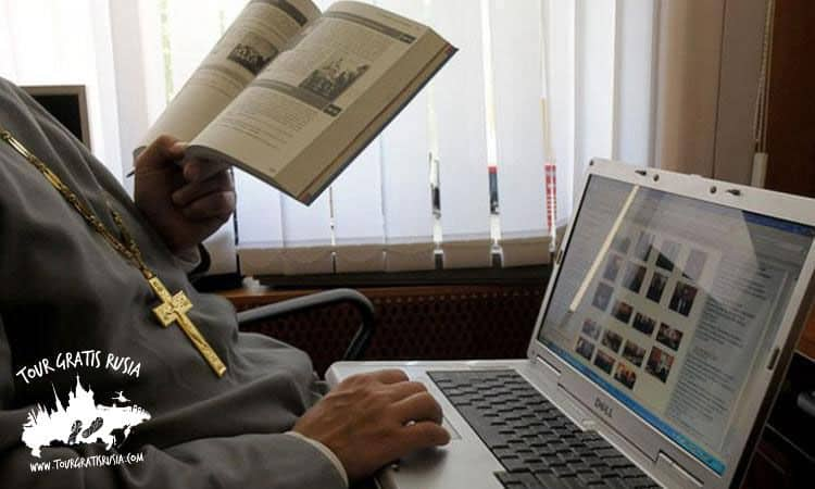 WiFi ortodoxo en Rusia