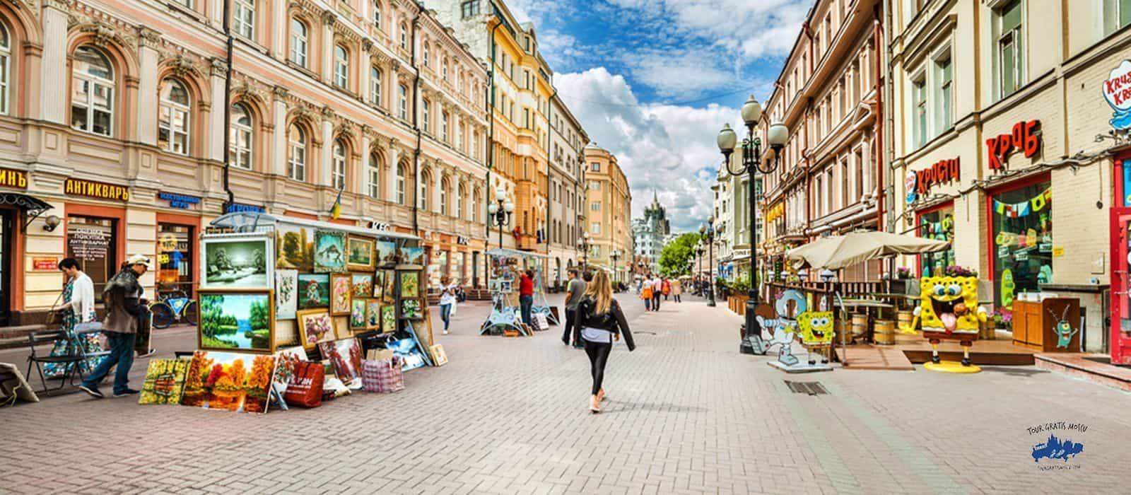 Tour leyendas en Moscú