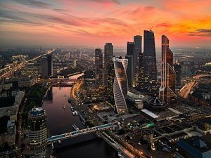 Tour panorámico en Moscú; Excursión panorámica en Moscú; Recorrido panorámico en Moscú