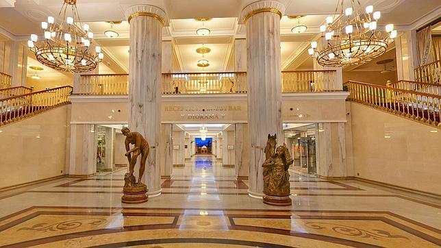Que hoteles hay en Moscú; Hoteles donde hospedarse en Moscú