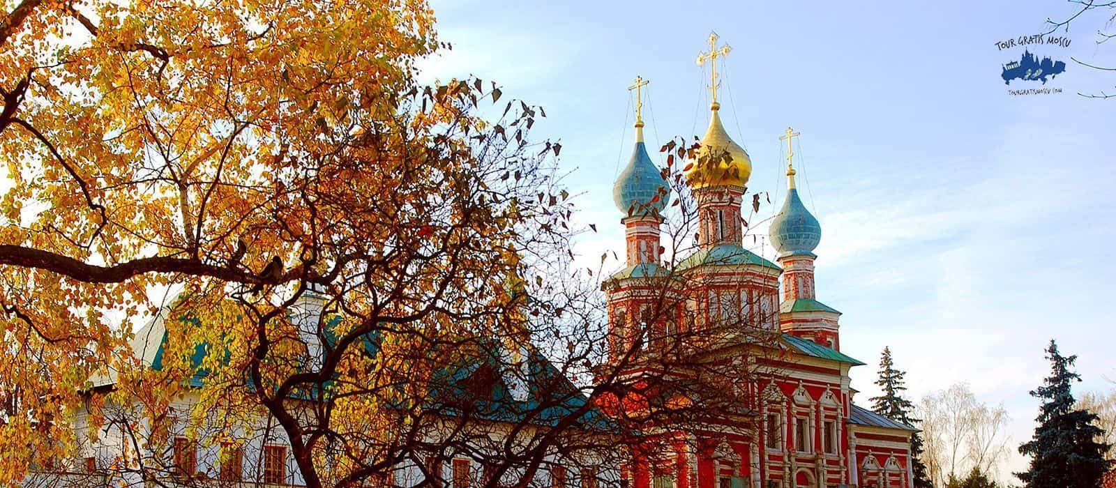 Excursión Moscú Antiguo y Novodevichy