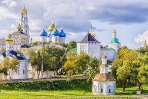 Excursión en Sergiev Posad; Tour en Sergiev Posad; Visita guiada en la ciudad de Sergiev
