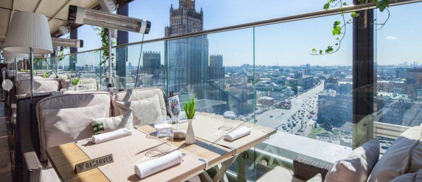 Donde comer en Moscú; Que restaurantes ir en Moscú; Visitar los mejores restaurantes de Moscú