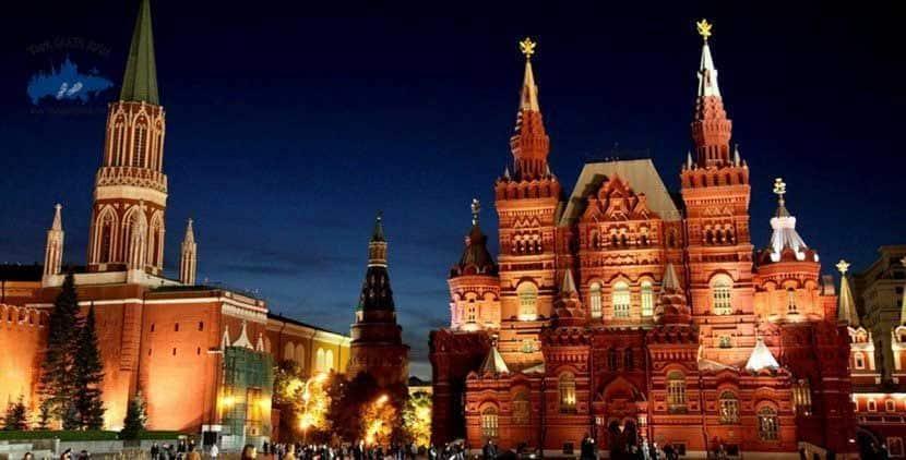 Visitar la Plaza Roja de Moscú; Recorrer la Plaza Roja de Moscú; Que ver en la Plaza Roja de Moscú