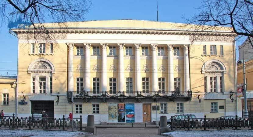 Excursionar en el Museo Estatal de Arte Oriental Moscú; Visitar el Museo Estatal de Arte Oriental Moscú; Que ver en el Museo Estatal de Arte Oriental Moscú