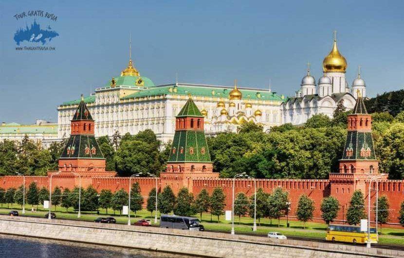 Recorrer el Kremlin de Moscú; Visitar el Kremlin de Moscú; Que ver en el Kremlin de Moscú