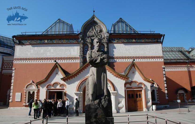 Como llegar a la Galería Tretyakov en Moscú; Visitar la Galería Tretyakov en Moscú; Que ver en la Galería Tretyakov en Moscú
