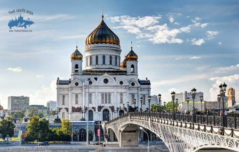 Excursionar en la Catedral de Cristo Salvador en Moscú; Visitar la Catedral de Cristo Salvador en Moscú; Que ver en la Catedral de Cristo Salvador en Moscú