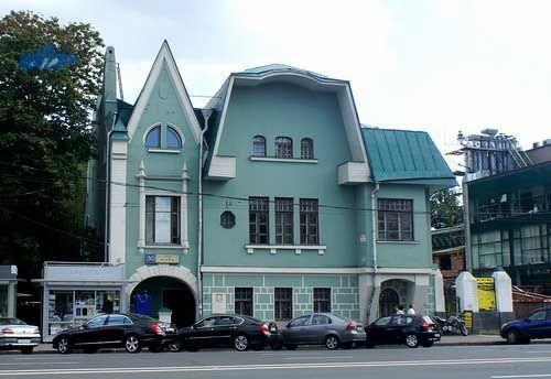 Visitar la Casa Bryusov en Moscú; Que ver en la Casa Bryusov en Moscú