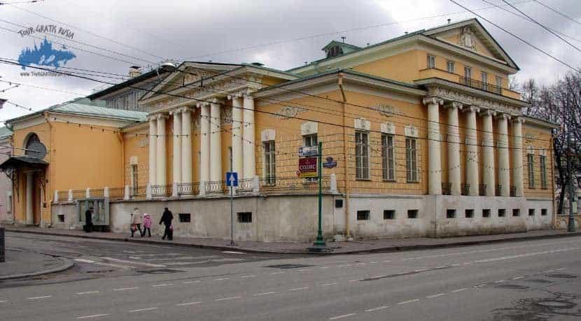 Que exposiciones ver en el Museo Pushkina en Moscú; Visitar el Museo del Estado Pushkina en Moscú; Que ver en el Museo del Estado Pushkina en Moscú