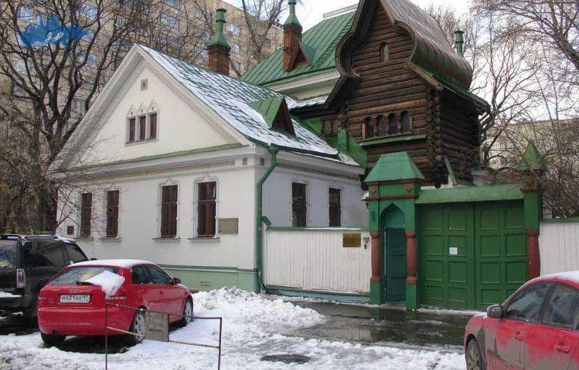 Visitar la Mansión de Vasnetsova en Moscú; Excursión en la casa de Vasnetsova en Moscú; Que ver en el Museo Vasnetsova en Moscú