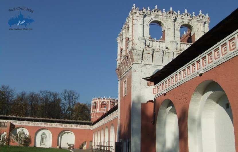 Excursionar en el Monasterio Donskoy en Moscú; Visitar el Monasterio Donskoy en Moscú; Que ver en el Monasterio Donskoy en Moscú