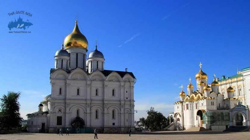 Excursionar en la Catedral del Arcángel en Moscú; Que ver en la Catedral del Arcángel en Moscú; Que ver en la Catedral del Arcángel en Moscú