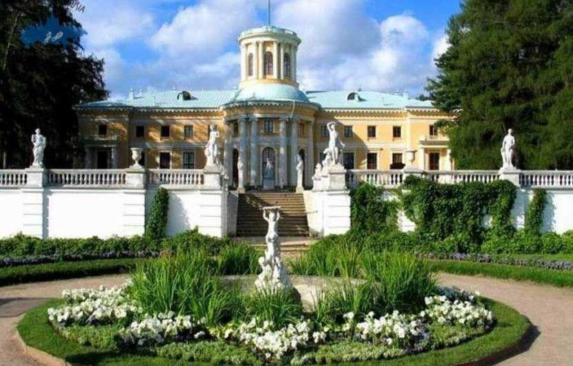 Recorrer el Palacio Arkhangelskoye en Moscú; Visitar el Palacio Arkhangelskoye en Moscú; Que ver en el Palacio Arkhangelskoye en Moscú