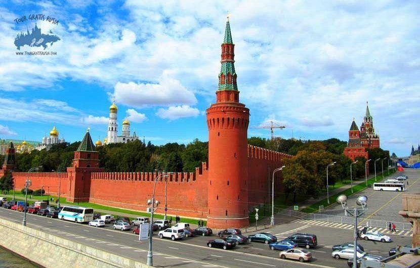 Visitar la Catedral de San Basilio; Visitar la Plaza Roja y el Kremlin de Moscú; Qué ver en Moscú