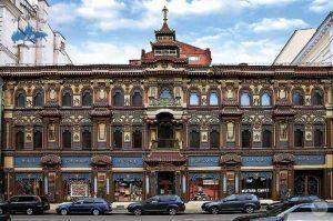 Conocer la casa de té en Moscú; Visitar la casa de té en Moscú; Que ver en la casa de té en Moscú