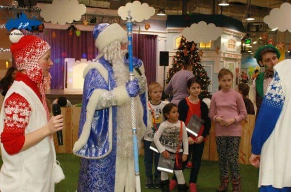 Eventos para Navidad en Moscú; Programas navideños en Moscú; Eventos para Navidad en Moscú