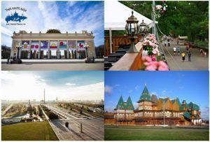 Que Parques ver en Moscú; Recorrer los parques de Moscú; Que parques visitar en Moscú