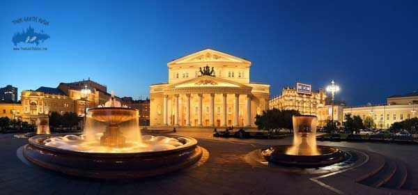 Excursionar en el Teatro Bolshoi en Moscú; Visitar el Teatro Bolshoi en Moscú; Que ver en el Teatro Bolshoi en Moscú