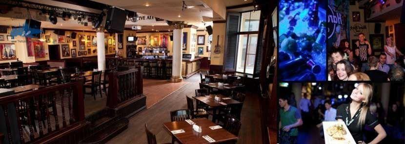Bares recomendados para visitar en Moscú; Que bares ir en Moscú; Visitar bares en Moscú