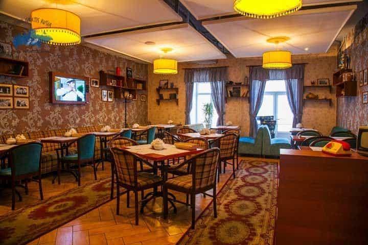 En que sitios comer platos típicos rusos en Rusia; Donde comer barato comida típica rusa; Comer barato platos rusos en Rusia