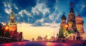 Rusia en Noviembre