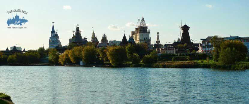 Que parques ver en Moscú; Que ver en el Parque Izmailovsky en Moscú; Visitar el Parque Izmailovsky en Moscú