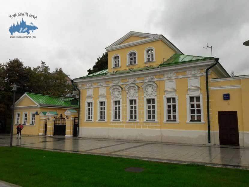 Que ver en el museo de Chaliapin en Moscú; Como llegar al Museo de Chaliapin en Moscú; Visitar el Museo de Chaliapin en Moscú