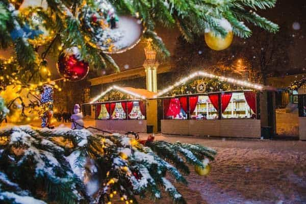 Qué hacer en Moscú durante las fiestas navideñas; Que hacer en navidad en Moscú; Que ver en navidad en Moscú