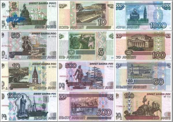 Curiosidades sobre los billetes rusos; Sobre la moneda rusa; Que saber sobre los rublos rusos