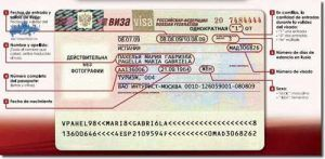 Qué países no necesitan el visado para visitar Rusia; Qué es el visado turísticoRuso; Como obtener el visado Turístico de Rusia
